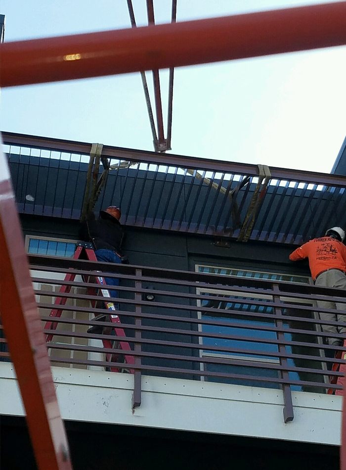 awning-construction